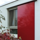 Electric sliding shutters