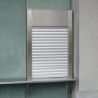 Secure roller shutter